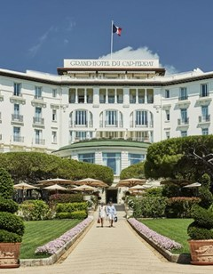 Grand-Hotel du Cap-Ferrat, Four Seasons