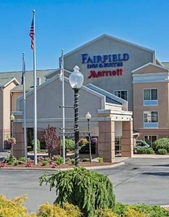 Fairfield Inn & Suites Hazleton