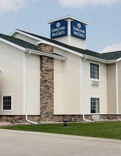 Cobblestone Inn & Suites of Linton
