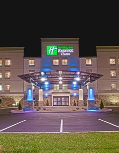 Holiday Inn Express/Suites Evansville N