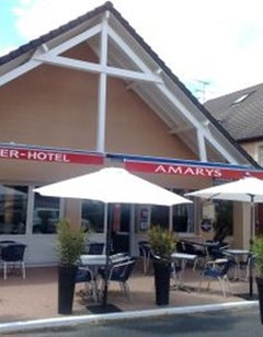 Inter Hotel Amarys Chateauroux