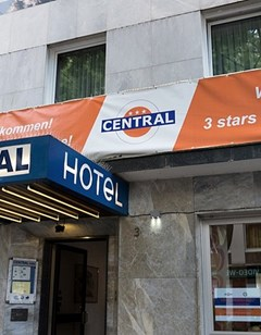 Central Hotel Duesseldorf