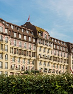 Hotel Royal Barriere Deauville