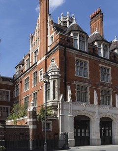 Chiltern Street Firehouse Hotel