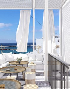 The TownHouse Hotel - Mykonos