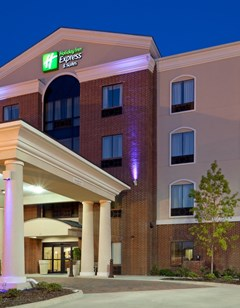 Holiday Inn Express Hotel/Suites Ennis