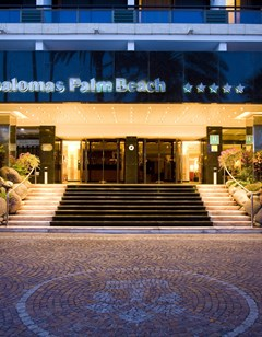 Seaside Palm Beach Hotel