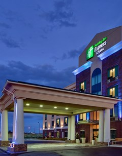 Holiday Inn Express & Suites Medicine Ha