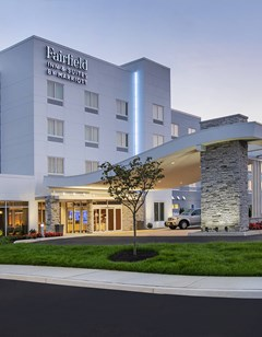 Fairfield Inn & Stse Harrisburg Intl Apt