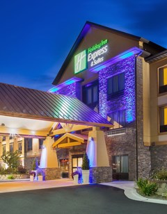 Holiday Inn Express and Suites, Helena