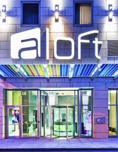 aloft Manhattan Downtown-Financial Distr