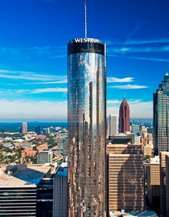 The Westin Peachtree Plaza, Atlanta