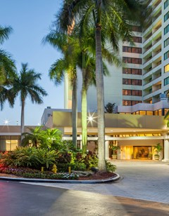 Marriott Hotel Fort Lauderdale North