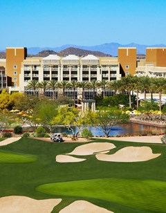 JW Marriott Phx Desert Ridge Resort& Spa