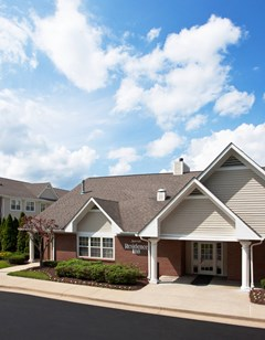 The Residence Inn Pittsburgh Airport