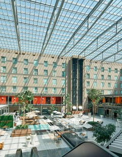 Courtyard Marriott Mexico City Airport