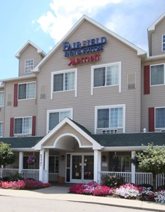 Fairfield Inn & Suites Wheeling