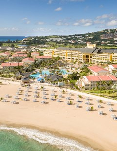 St Kitts Marriott & Royal Beach Casino
