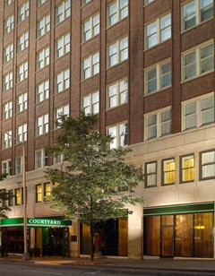 Courtyard by Marriott Atlanta Downtown