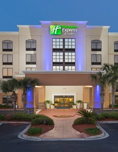 Holiday Inn Express & Stes Med Ctr Area