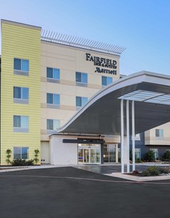 Fairfield Inn & Suites Wichita Falls NW