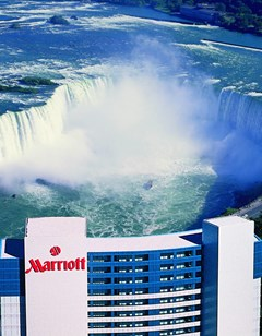 Marriott Niagara Falls Fallsview & Spa