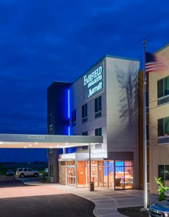 Fairfield Inn & Suites Moses Lake