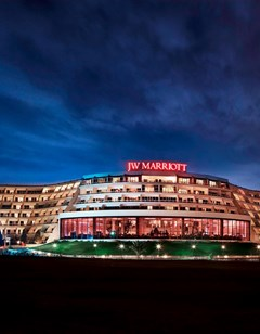 JW Marriott Hotel-Cairo