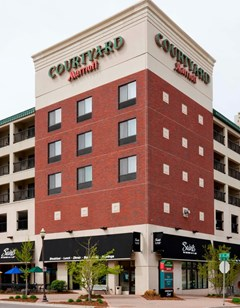 Courtyard by Marriott Rochester/St Mary