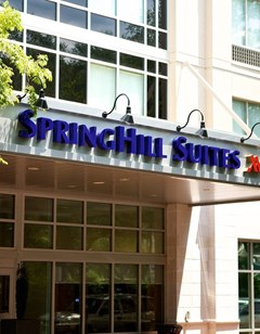SpringHill Suites Downtown/Historic Dist