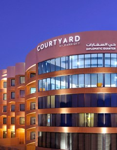 Courtyard Riyadh Diplomatic Quarter
