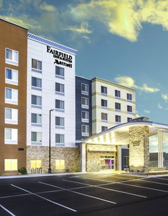 Fairfield Inn/Suites Asheville Tunnel Rd