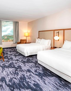 Fairfield Inn & Suites Ottawa Airport