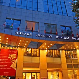 Howard Johnson Huaihai Hotel Shanghai