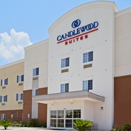 Candlewood Suites Houston IAH