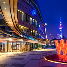 W Shanghai The Bund