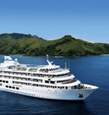 Captain Cook Cruises - Fiji Reef Endeavour