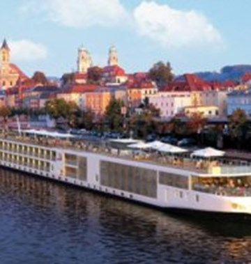 Viking River Cruises Viking Heimdal