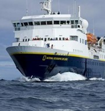 Lindblad Expeditions Natl Geographic Explorer