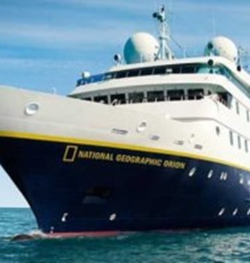 Lindblad Expeditions Natl Geographic Orion
