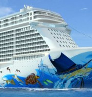 Norwegian Cruise Line Norwegian Escape