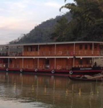 Pandaw River Cruises Kalay Pandaw