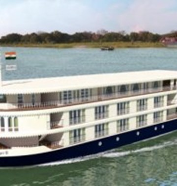 Uniworld Boutique River Cruise Collection Ganges Voyager II