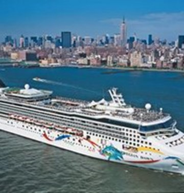 Norwegian Cruise Line Norwegian Dawn