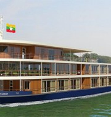 Avalon Waterways Avalon Myanmar