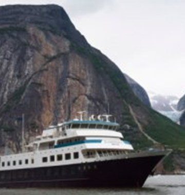 Alaskan Dream Cruises Chichagof Dream