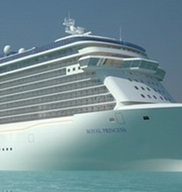 Princess Cruises Royal Princess