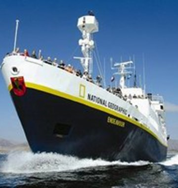 Lindblad Expeditions Natl Geographic Endeavour