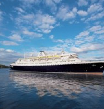 Cruise & Maritime Voyages Astoria