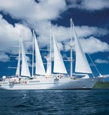Windstar Cruises Wind Star